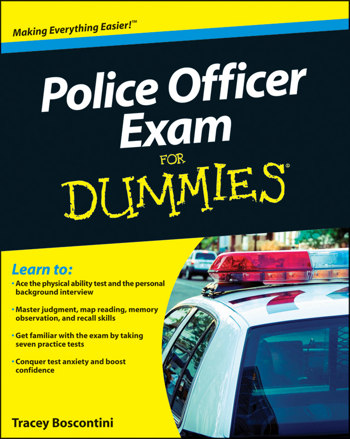 Raymond Foster Police Officer Exam For Dummies dorothy elbury the officer and the lady