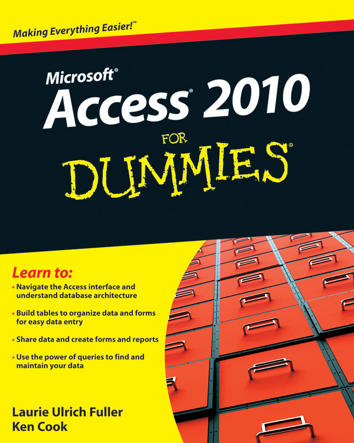 Ken Cook Access 2010 For Dummies sam gliksman ipad in education for dummies