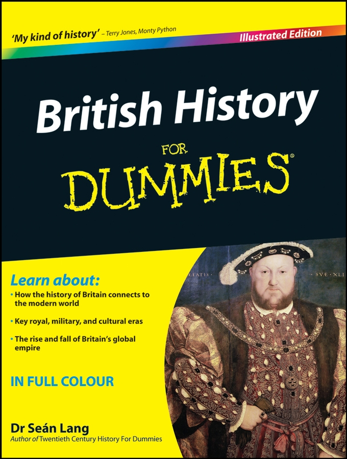 Sean Lang British History For Dummies mike cronin irish history for dummies