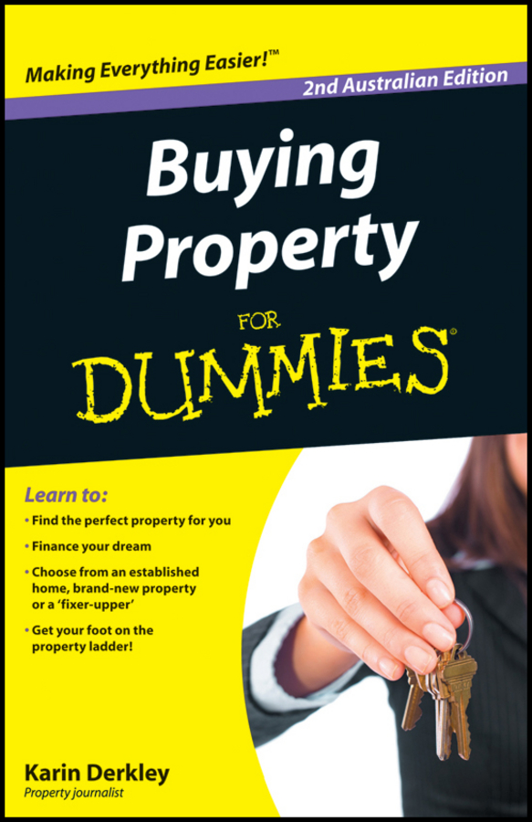 Karin Derkley Buying Property For Dummies david finkel buying real estate without cash or credit