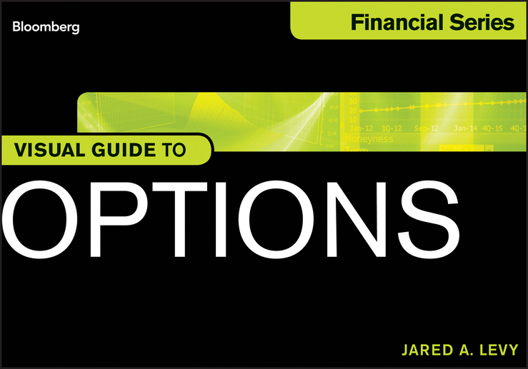 Jared Levy Visual Guide to Options цена 2017