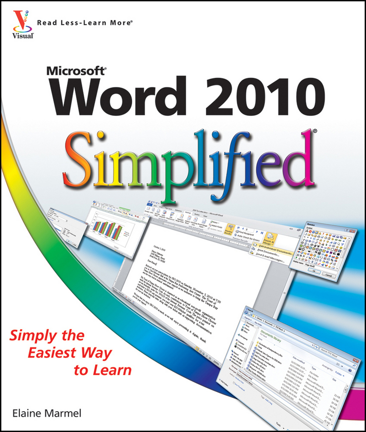 Elaine Marmel Word 2010 Simplified elaine marmel word 2010 simplified