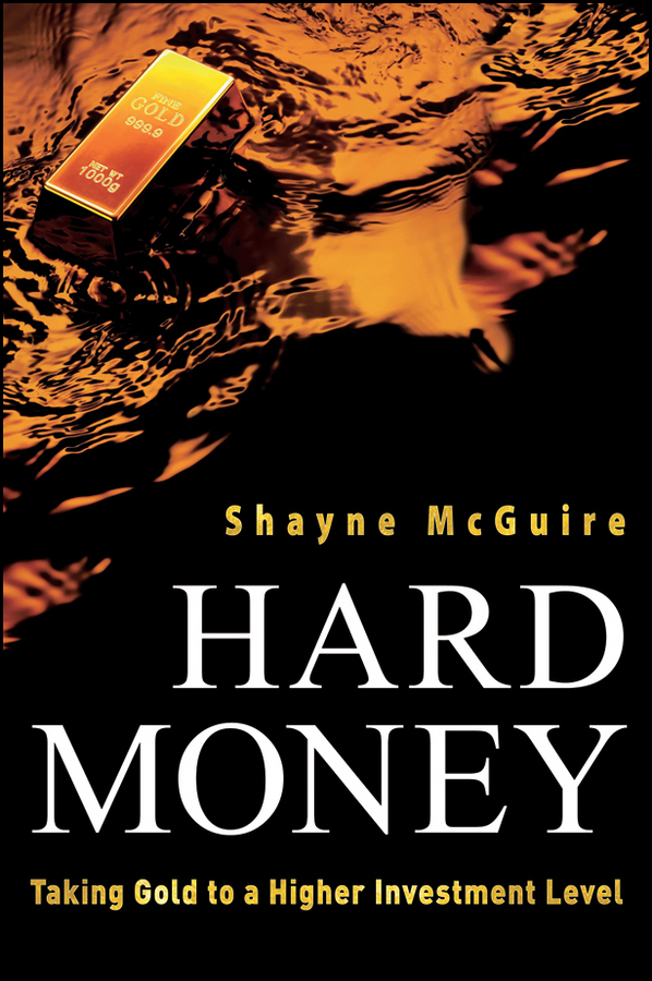 Shayne McGuire Hard Money. Taking Gold to a Higher Investment Level professional deep search metal detector goldfinder underground gold high sensitivity and lcd display metal detector finder