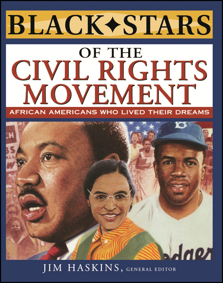 Jim Haskins Black Stars of the Civil Rights Movement wheatley henry benjamin prices of books
