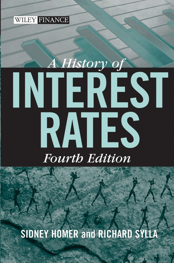 цены Richard Sylla A History of Interest Rates