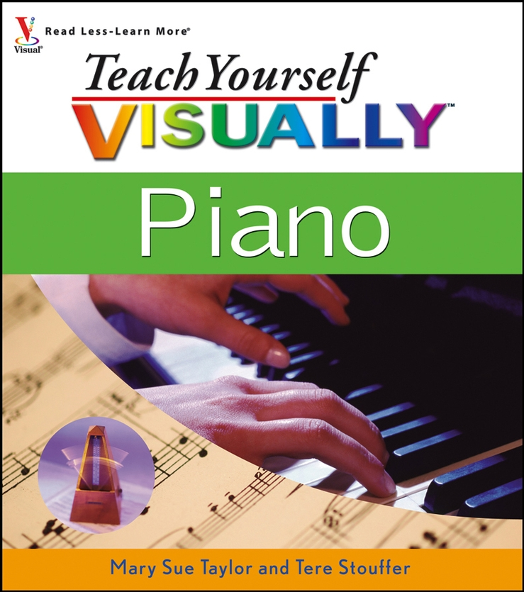 Mary Taylor Sue Teach Yourself VISUALLY Piano matchbox twenty yourself or someone like you