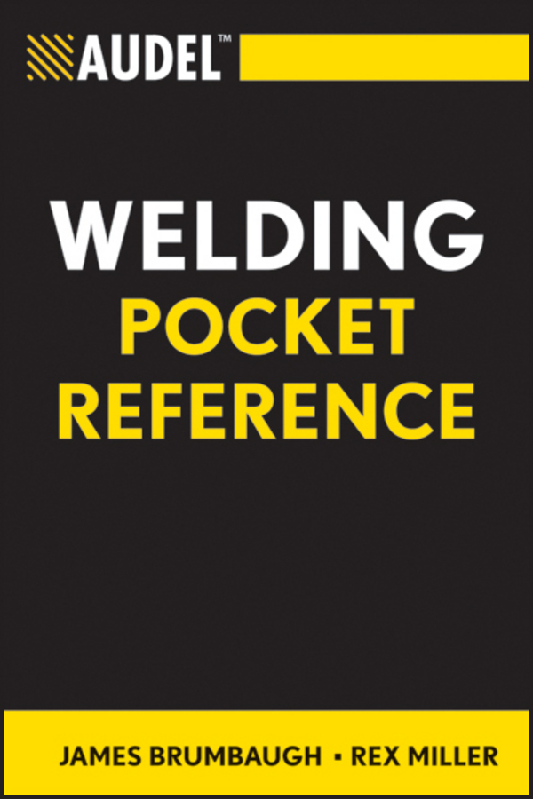 Rex Miller Audel Welding Pocket Reference