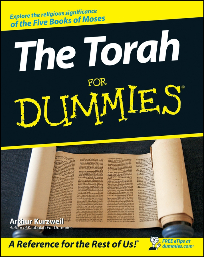 Arthur Kurzweil The Torah For Dummies