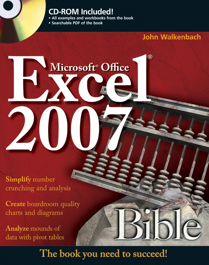John Walkenbach Excel 2007 Bible john walkenbach excel dashboards and reports