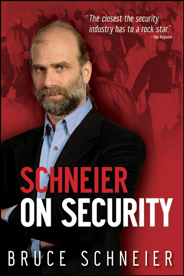 Bruce Schneier Schneier on Security some research on optical fibre security