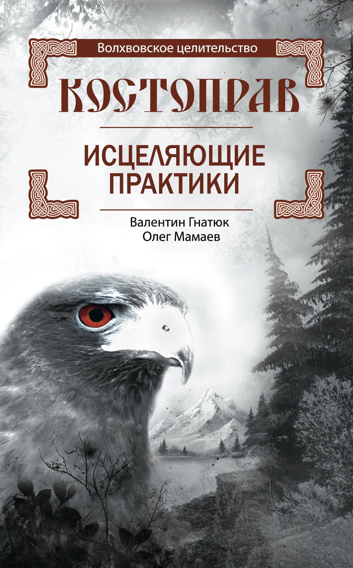 Валентин Гнатюк Костоправ. Исцеляющие практики стоимость