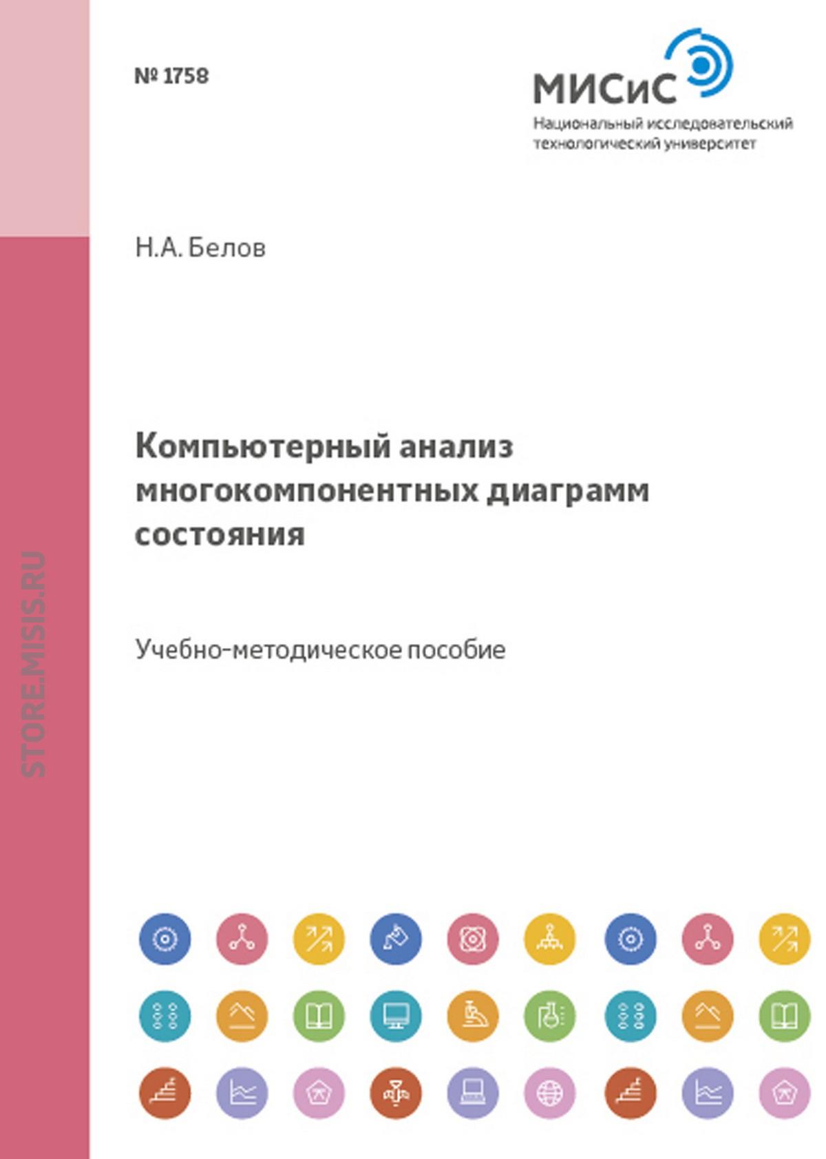 Николай Белов Компьютерный анализ многокомпонентных диаграмм состояния