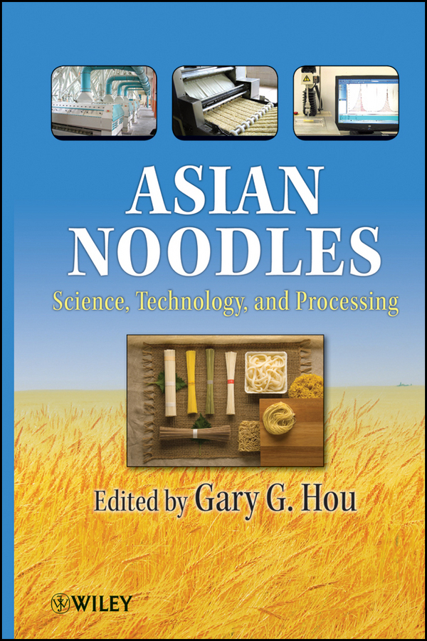Gary Hou G. Asian Noodles. Science, Technology, and Processing scissors for cutting of pvc products matrix 78418