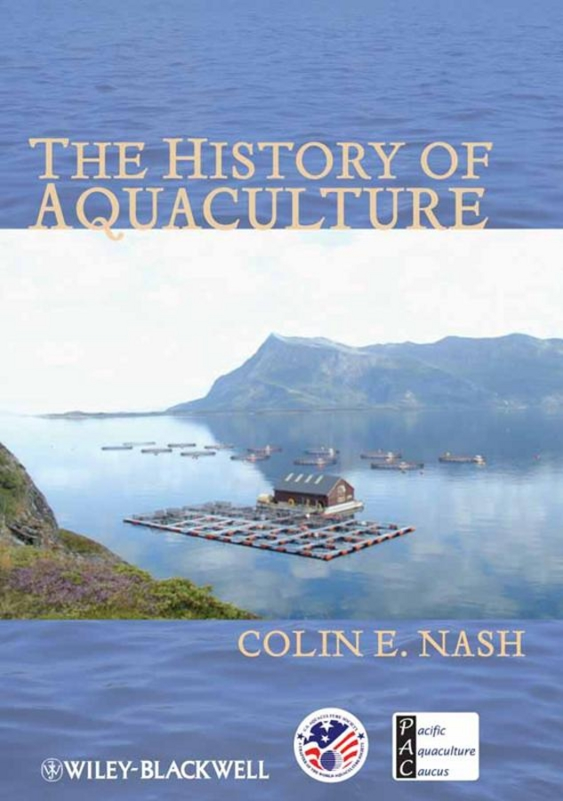 Colin Nash The History of Aquaculture alternative herbal medicines for shrimp aquaculture