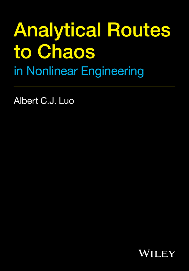 Albert C. J. Luo Analytical Routes to Chaos in Nonlinear Engineering engineering plastic holder stand for cell phone tablet pc more orange