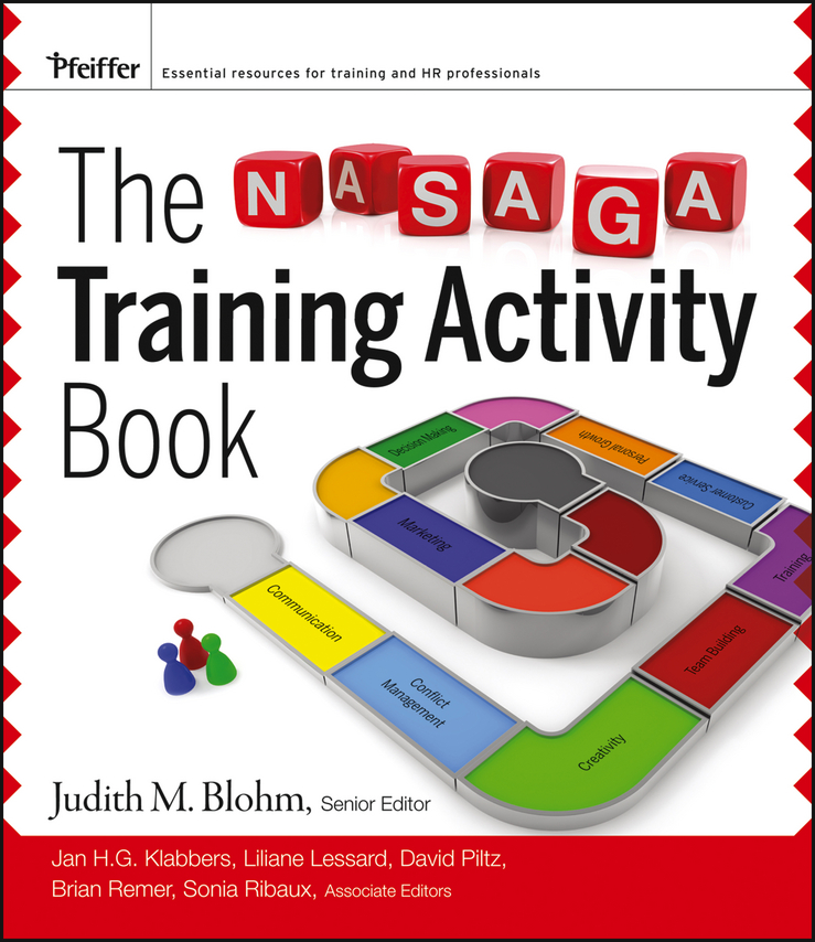 Judith Blohm M. The NASAGA Training Activity Book цена 2017