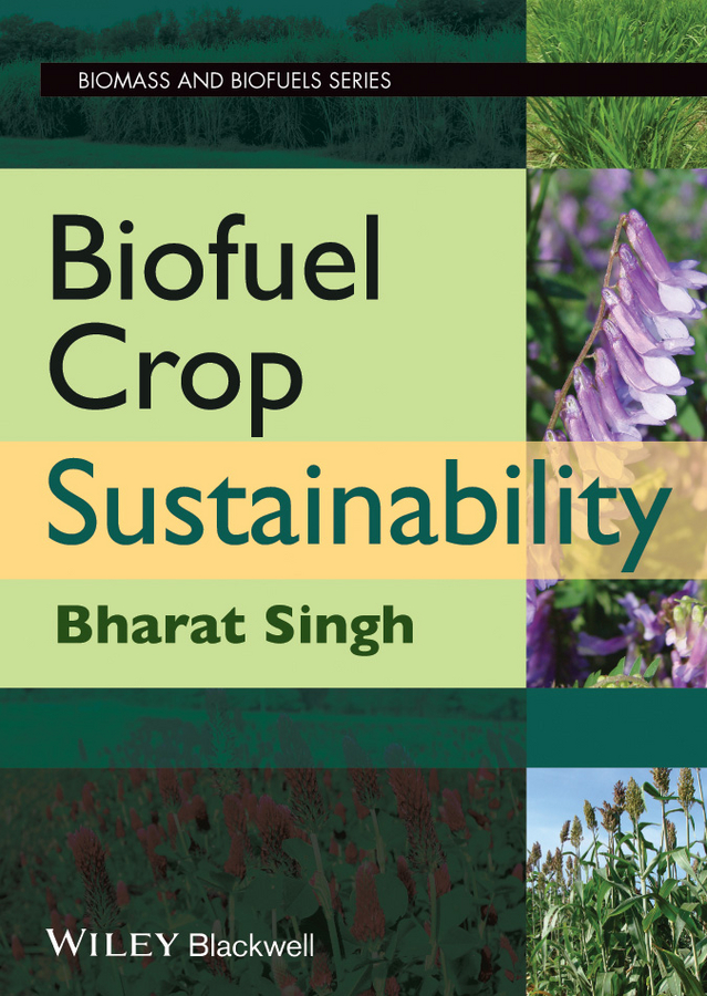 Bharat Singh Biofuel Crop Sustainability enzyme electrodes for biosensor & biofuel cell applications page 1