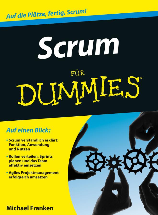 Michael Franken Scrum für Dummies цена 2017