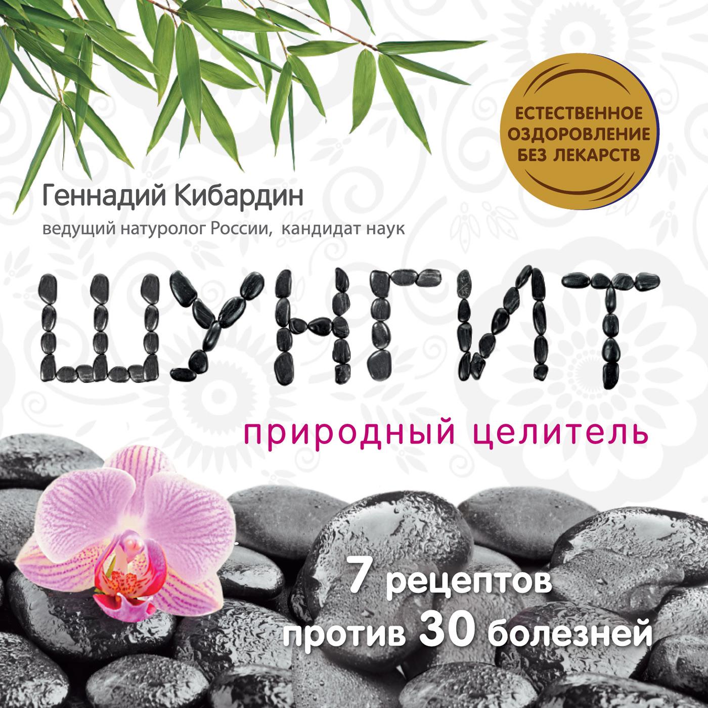 Геннадий Кибардин Шунгит: Природный целитель