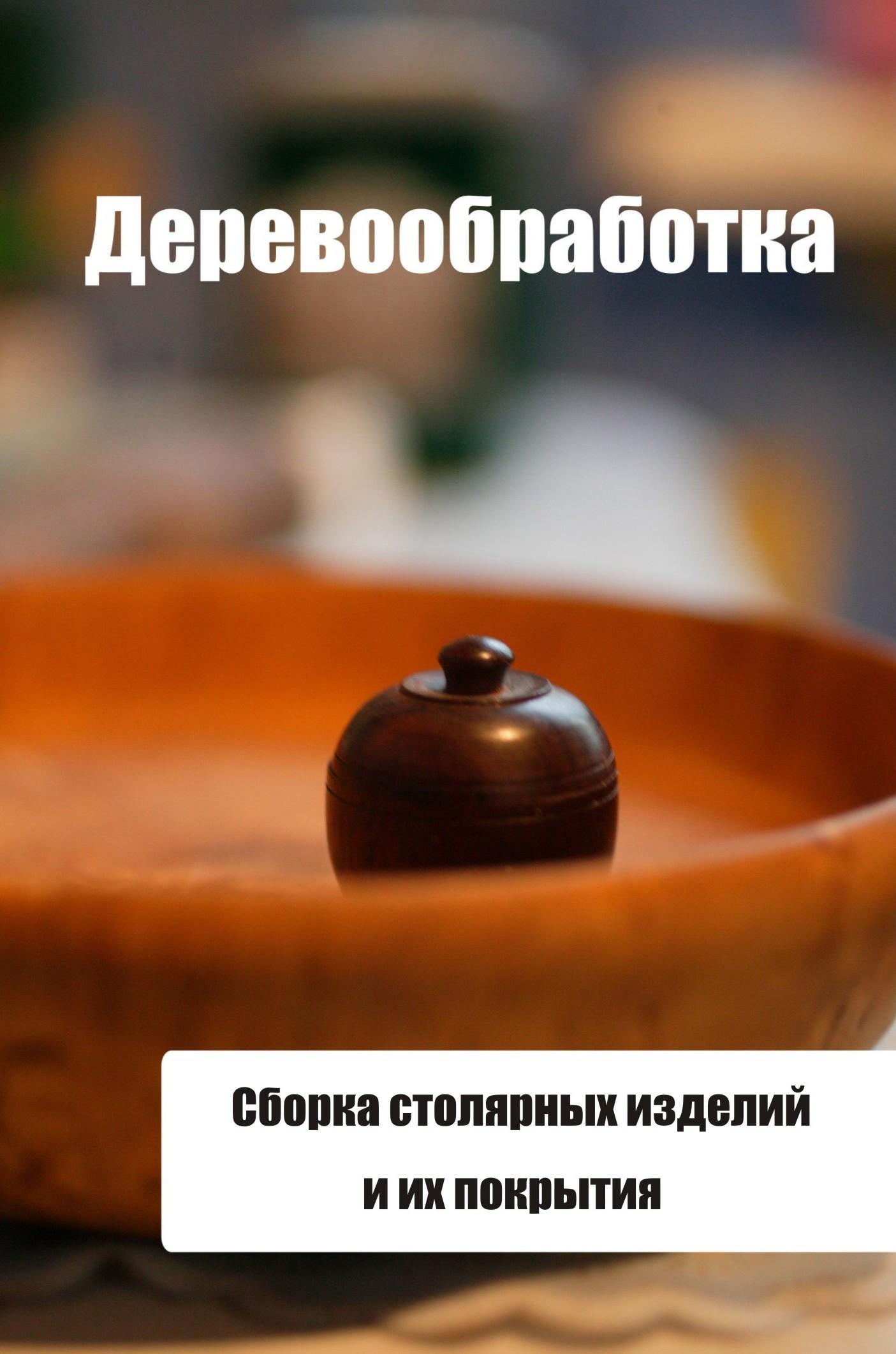 Илья Мельников Сборка столярных изделий и их покрытия