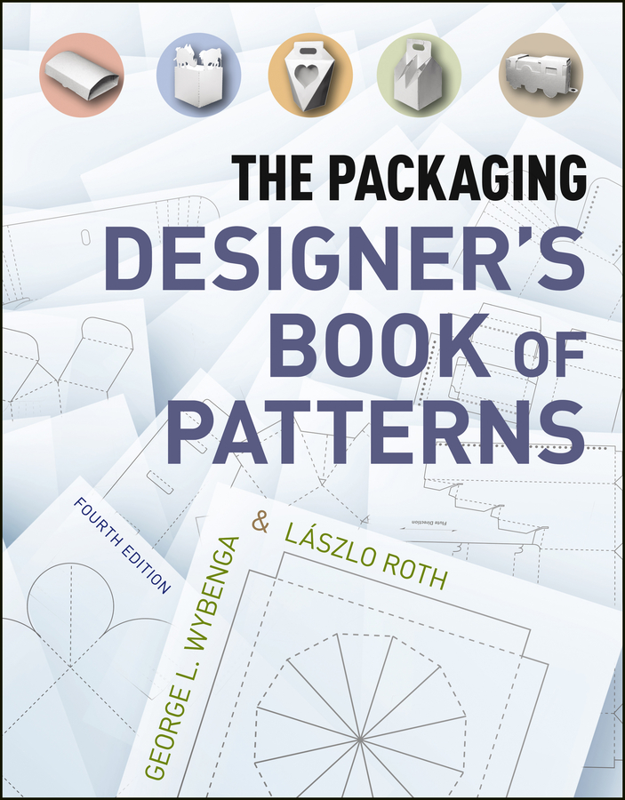 Wybenga George L. The Packaging Designer's Book of Patterns indian patterns to colour