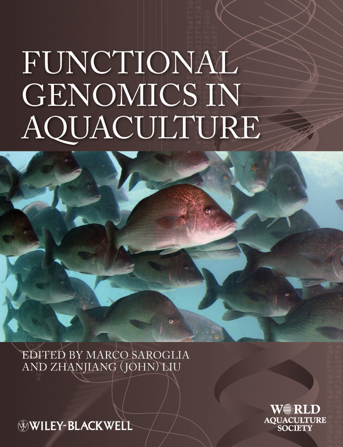 Liu Zhanjiang Functional Genomics in Aquaculture alternative herbal medicines for shrimp aquaculture