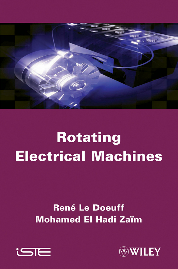 Doeuff René Le Rotating Electrical Machines aircraft electrical and electronic systems