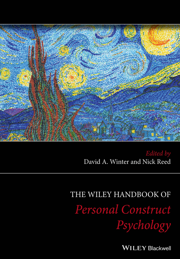 Winter David A. The Wiley Handbook of Personal Construct Psychology tobias egner the wiley handbook of cognitive control