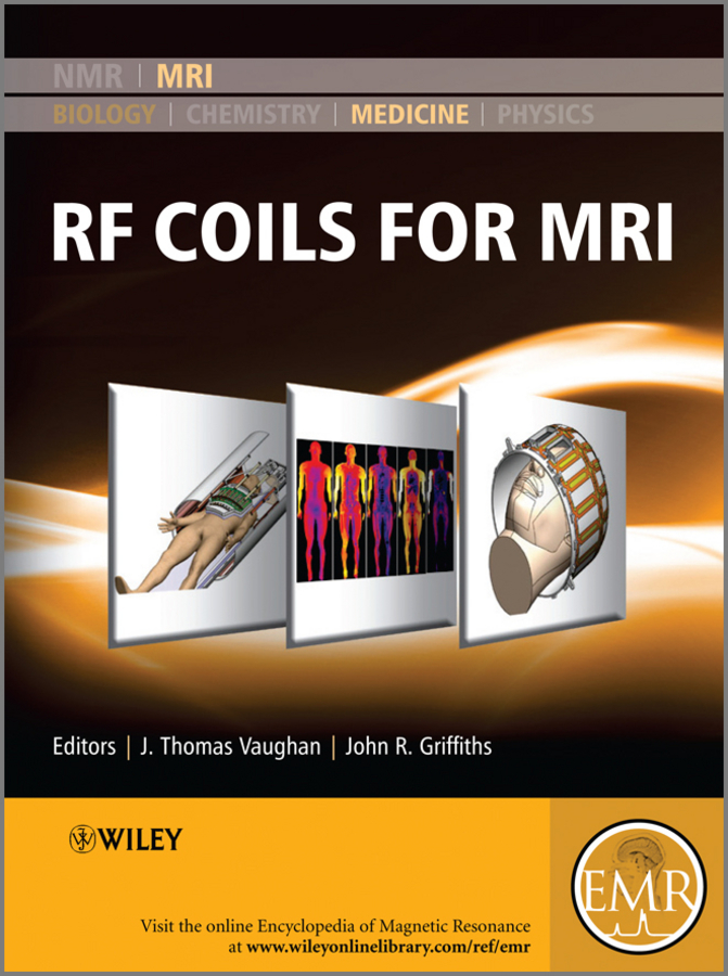 цена Griffiths John R. RF Coils for MRI