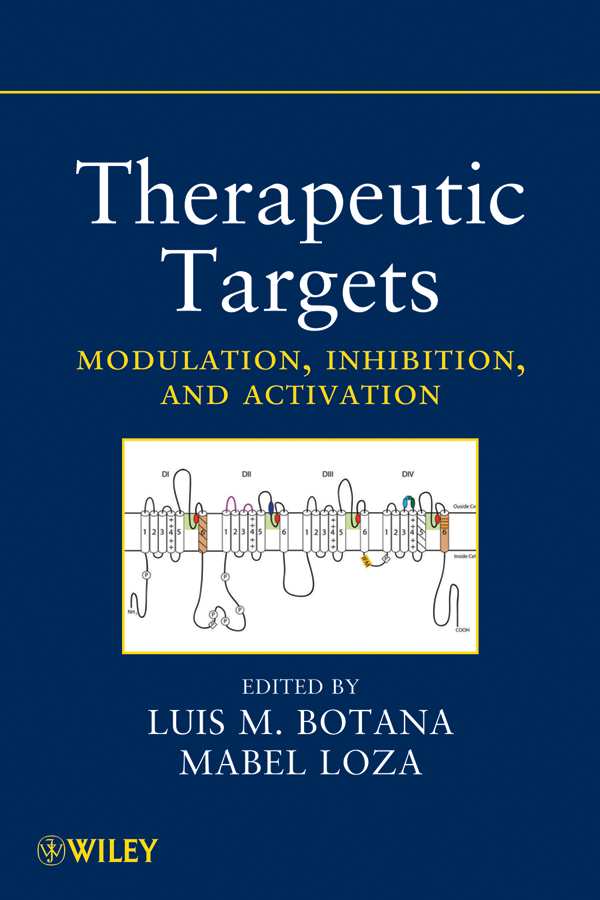 Botana Luis M. Therapeutic Targets. Modulation, Inhibition, and Activation west anthony r cyclic nucleotide phosphodiesterases in the central nervous system from biology to drug discovery