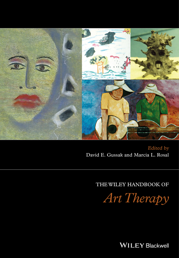 лучшая цена Gussak David E. The Wiley Handbook of Art Therapy