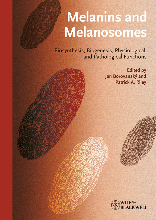Borovansky Jan Melanins and Melanosomes. Biosynthesis, Structure, Physiological and Pathological Functions цена