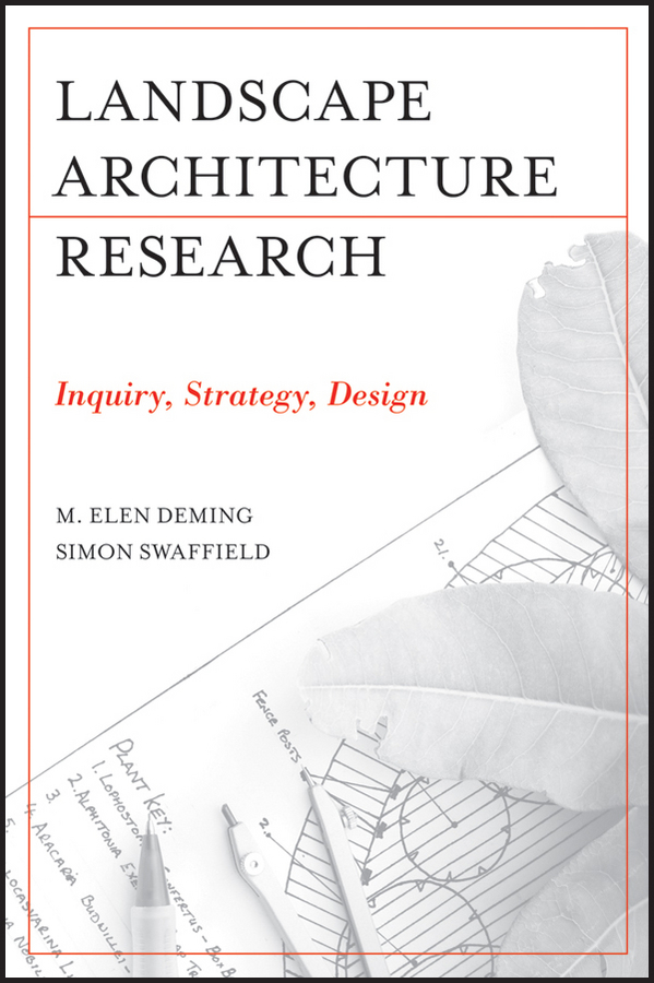 Deming M. Elen Landscape Architectural Research. Inquiry, Strategy, Design a group agent architecture based on fipa and ontology