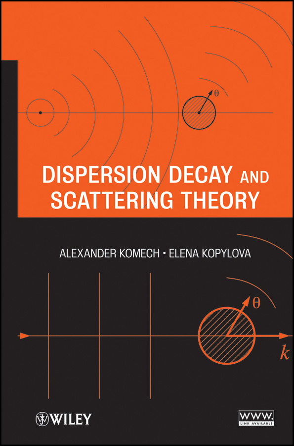 Kopylova Elena Dispersion Decay and Scattering Theory купить недорого в Москве