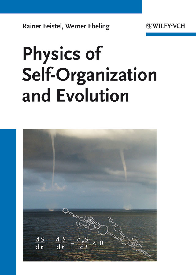Ebeling Werner Physics of Self-Organization and Evolution theoretical physics