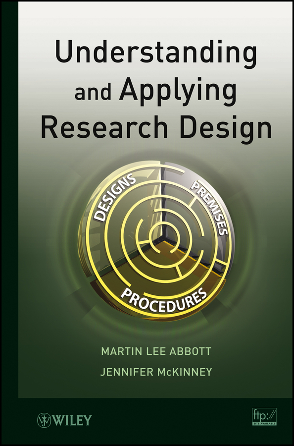 McKinney Jennifer Understanding and Applying Research Design coleman cindy the designer s guide to doing research applying knowledge to inform design