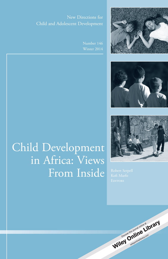 Serpell Child Development in Africa: Views From Inside. New Directions for Child and Adolescent Development, Number 146 the research and development of bluetooth transmission and research and development of the bmd101 mini ecg sensor