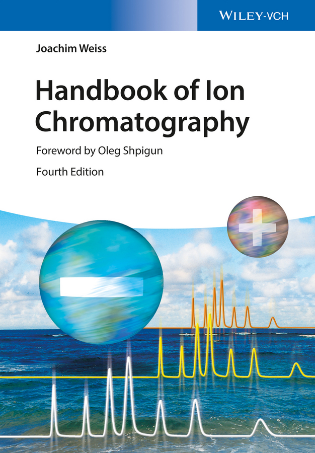 Weiss Joachim Handbook of Ion Chromatography, 3 Volume Set