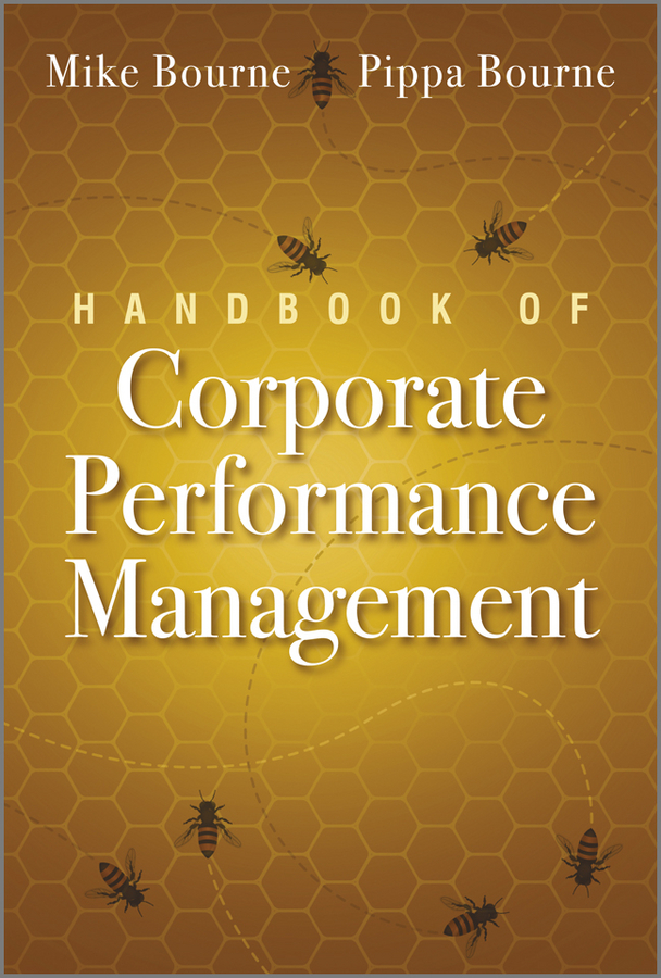 Bourne Pippa Handbook of Corporate Performance Management ws 88 1 статуэтка самурай