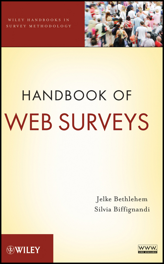 Bethlehem Jelke Handbook of Web Surveys bethlehem