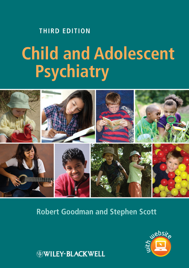 купить Goodman Robert Child and Adolescent Psychiatry
