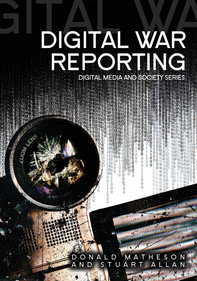 Allan Stuart Digital War Reporting michael mccarthy felicity o dell english collocations in use intermediate page 5