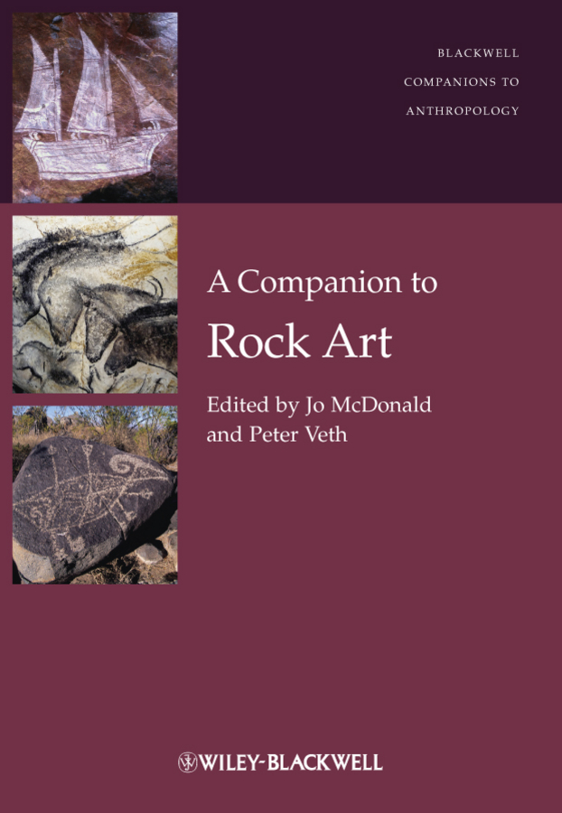 McDonald Jo A Companion to Rock Art mcdonald jo a companion to rock art