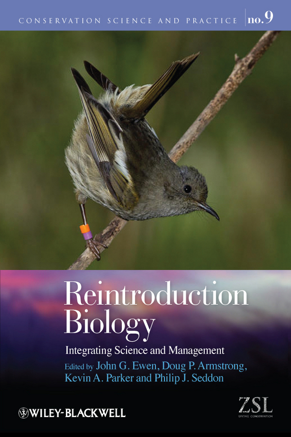 Kevin Parker A. Reintroduction Biology. Integrating Science and Management