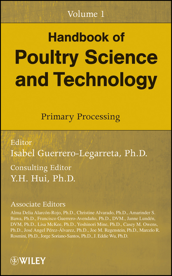 Yoshinori Mine Handbook of Poultry Science and Technology, Primary Processing