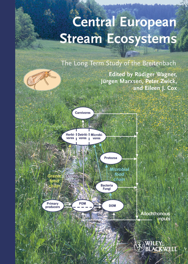 Peter Zwick Central European Stream Ecosystems. The Long Term Study of the Breitenbach chauvet dj data stream 4
