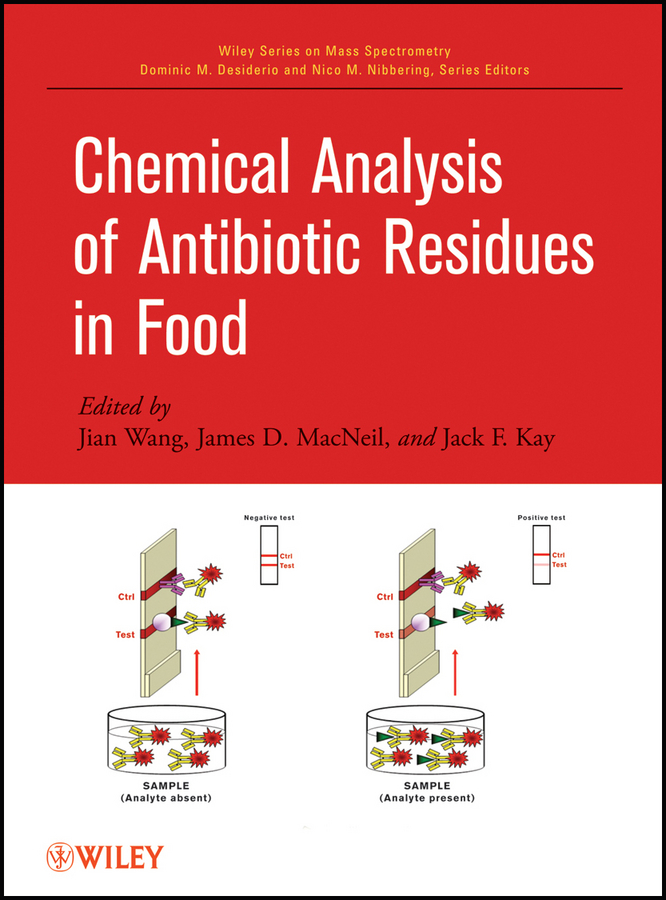 купить Jian Wang Chemical Analysis of Antibiotic Residues in Food