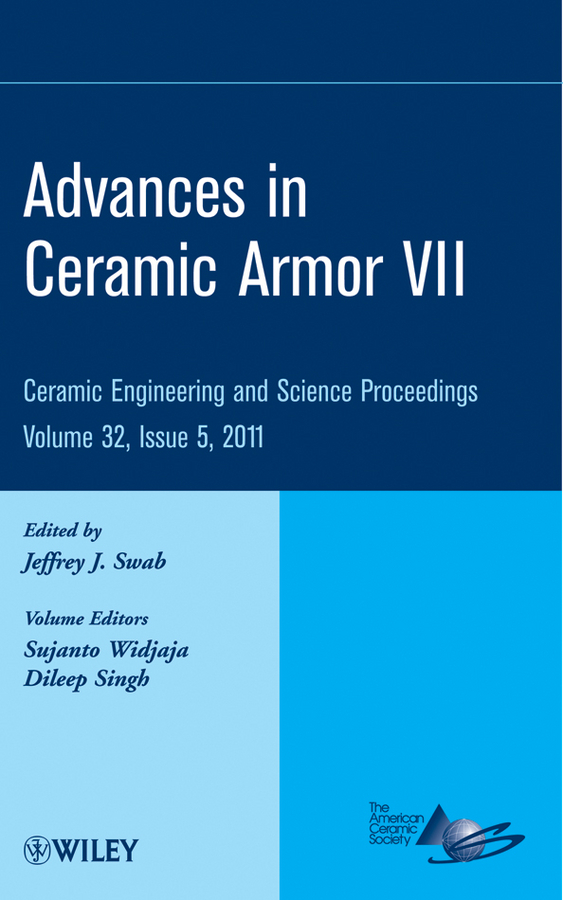 Dileep Singh Advances in Ceramic Armor VII цена