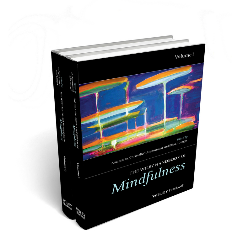 Amanda Ie The Wiley Blackwell Handbook of Mindfulness