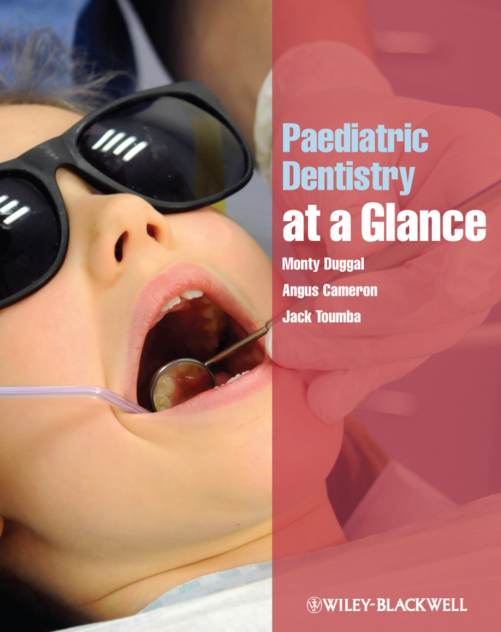 Angus Cameron Paediatric Dentistry at a Glance patrick davey medicine at a glance